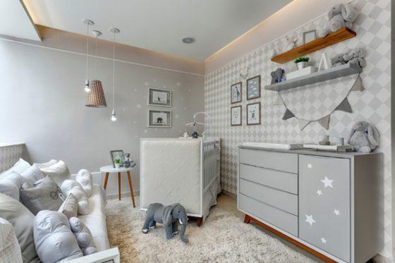Saiba os objetos que não podem faltar no quarto do bebê