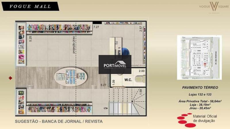e51318643ae0b Vogue Square - Salas Comerciais - Hotel - Loja na Barra da Tijuca ...