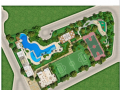 Apartamentos de 1, 2 e 3 quartos no WaterPark - com lazer completo