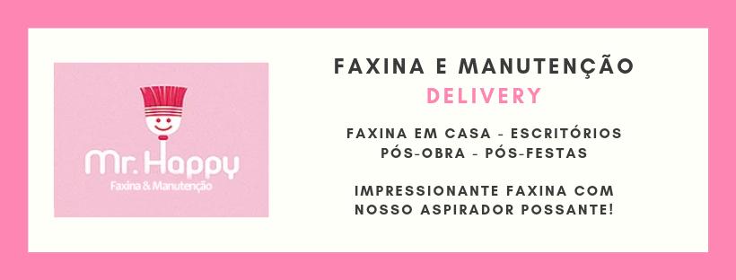 MR Happy - Faxinas em Geral