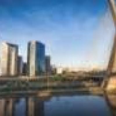 B32: prédio que ocupa 32 terrenos na Faria Lima e custa R$ 1 bilhão deve ser inaugurado em 2020